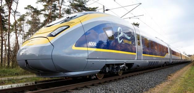Çok yüksek hızlı trenin yenileri geldi