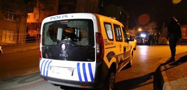 İstanbul'da polise ateş açıldı: 2 yaralı