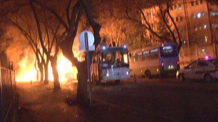 Canlı bomba Cumhuriyet muhabiri çıktı iddiası