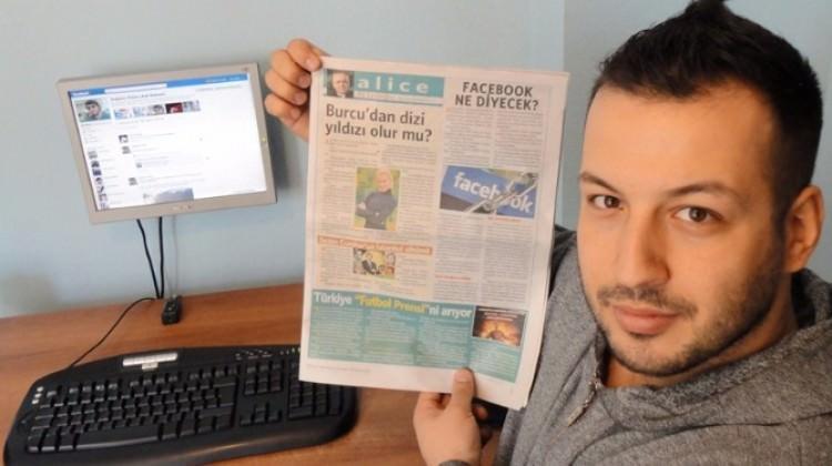 Facebook'u hackleyen Doğukan yine rahat durmadı!