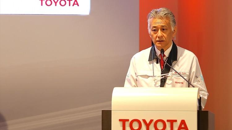 Toyota C-HR'nin Türkiye lansmanı yapıldı