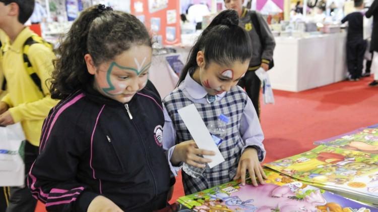 Beykoz Çocuk Kitapları Fuarı Cıvıl Cıvıl