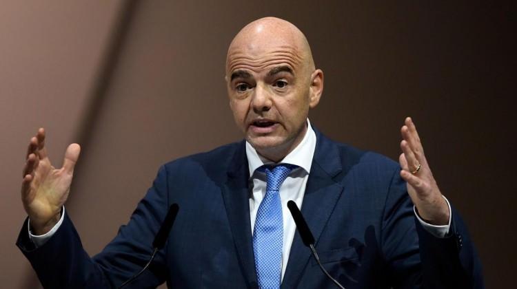 FIFA'dan tarihi karar! Infantino açıkladı