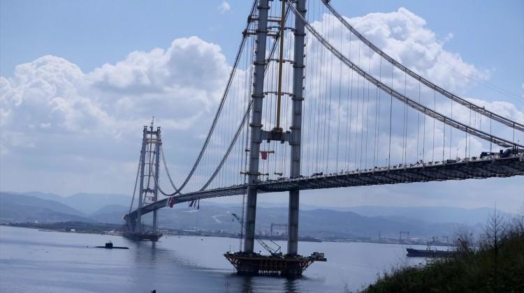Osman Gazi Köprüsü'nde halk günü indirimi sinyali