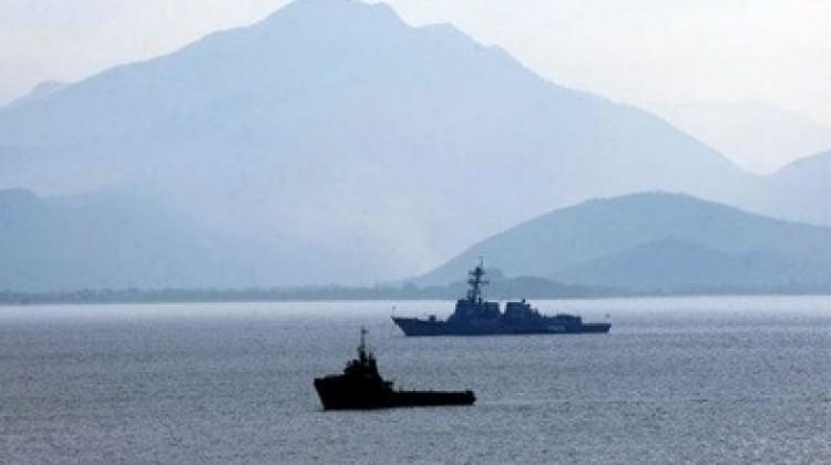 Güney Kore'den ihtilaflı adalara askeri tatbikat!