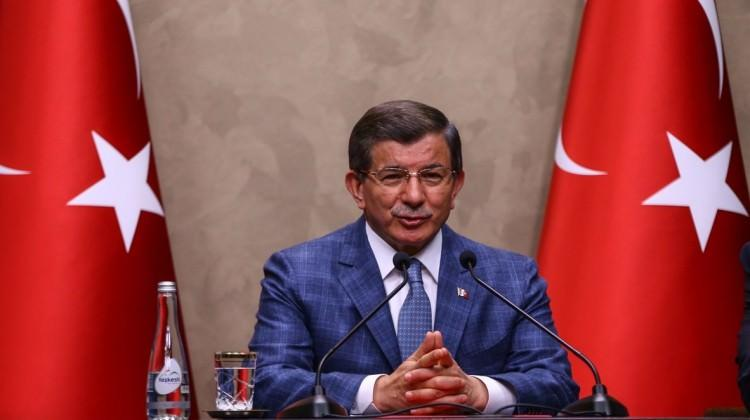 Başbakan Davutoğlu Diyanet'i ziyaret etti