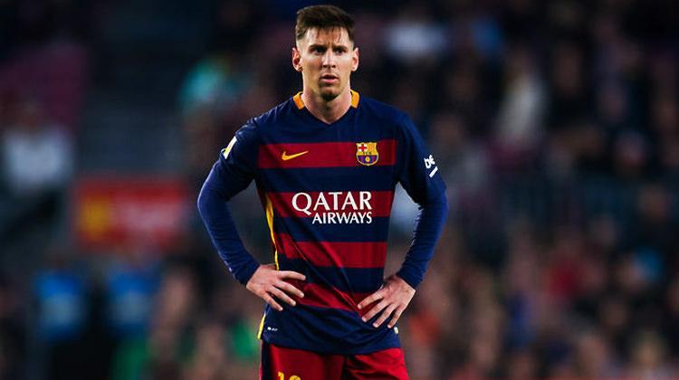 Lionel Messi'nin 22 ay hapsi isteniyor!