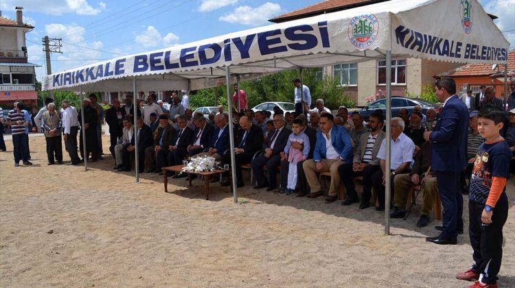 Kırıkkale'de cami açılışı