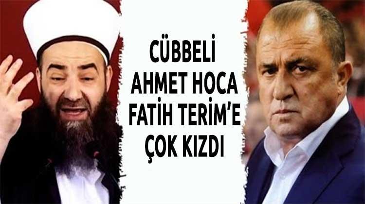 Cübbeli Ahmet Hoca'nın Fatih Terim ÇIKIŞI!