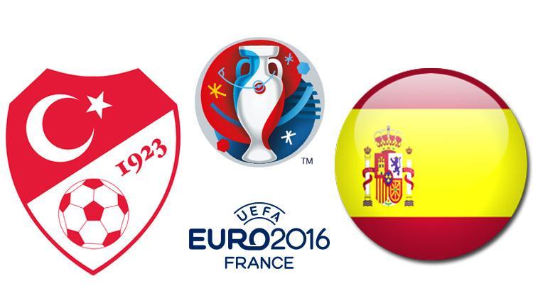 Türkiye İspanya maçı saat kaçta başlıyor? - izle