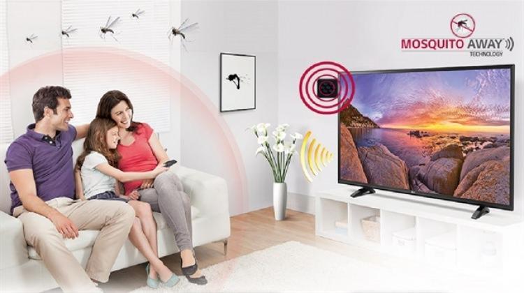 Bu televizyonun olduğu eve sivrisinek giremiyor!