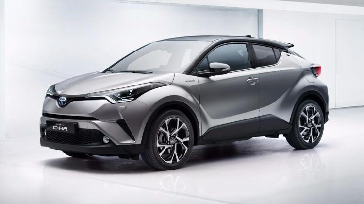 Toyota C-HR ne zaman üretime geçiyor?
