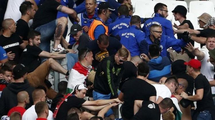 UEFA'dan Macaristan'a ceza!