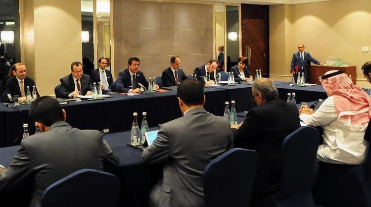 Ekonomi Bakanı Zeybekci dev toplantıda!