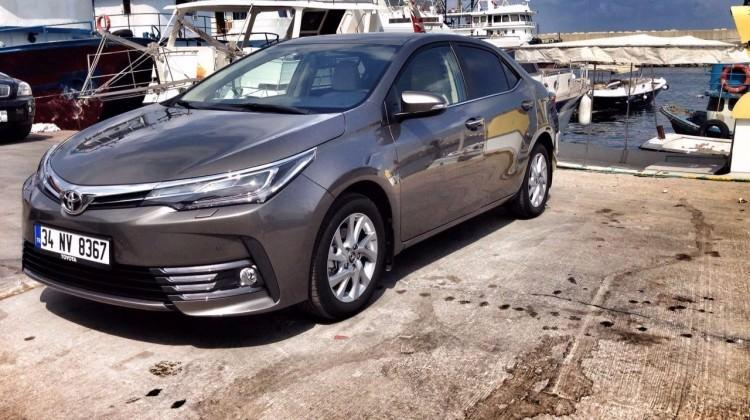 TEST: Toyota Corolla 1.6 Multidrive S