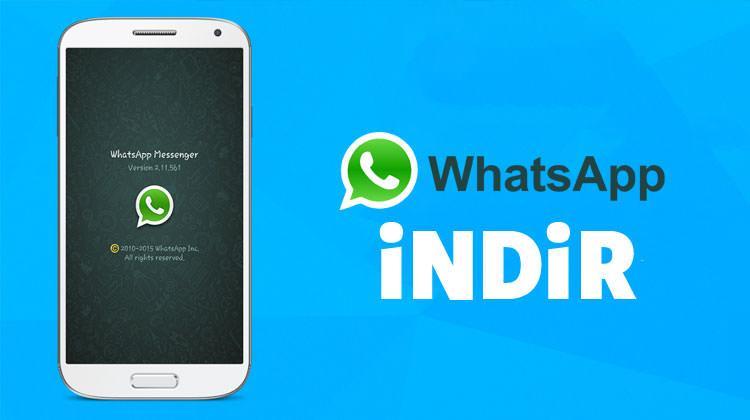 Whatsapp (Messenger) indir Yeni sürümünü telefona yükle- Android iOS -  TEKNOLOJİ Haberleri