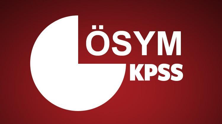 KPSS başvuru süresi uzatılmasıyla ilgili karar verildi