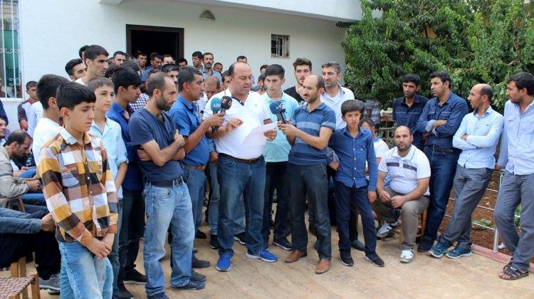 Terör mağdurlarının binasını yıkan DBP'li belediyeye tepki