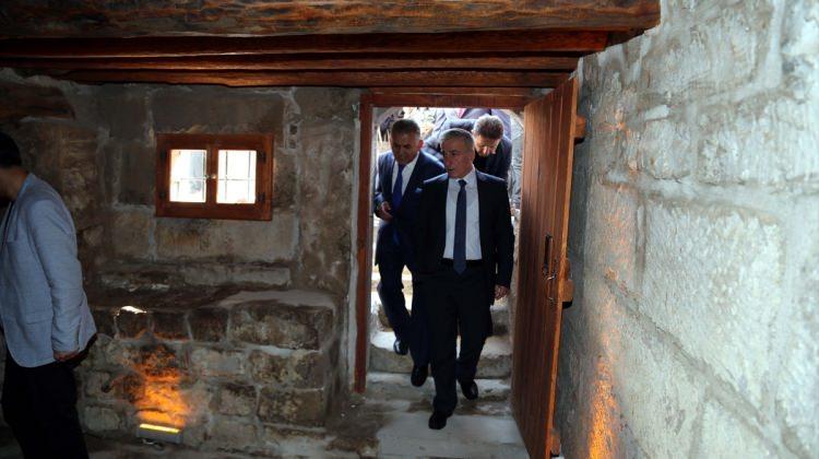Mimar Sinan memleketi Kayseri'de anıldı