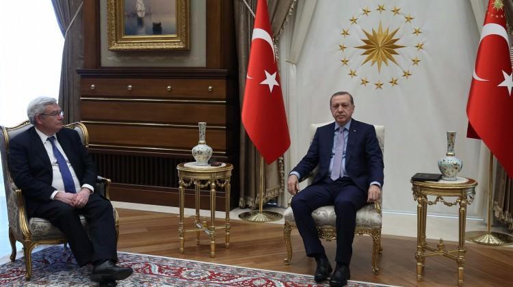 Bir dünya devi daha Erdoğan'ı ziyaret etti