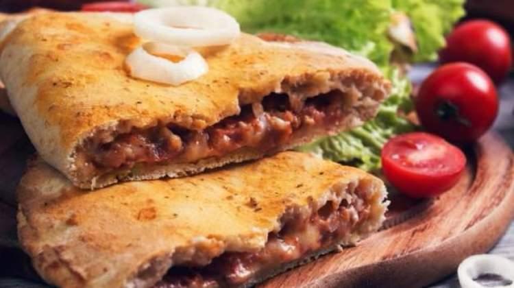İtalyan pidesi: Calzone tarifi