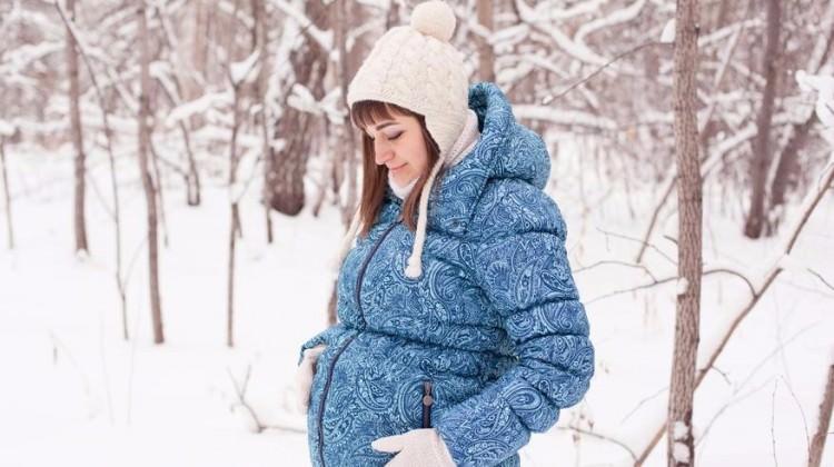 Kış ayında hamilelik...