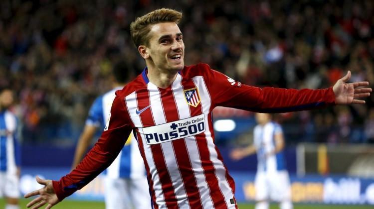 La Liga'nın en iyisi Griezmann