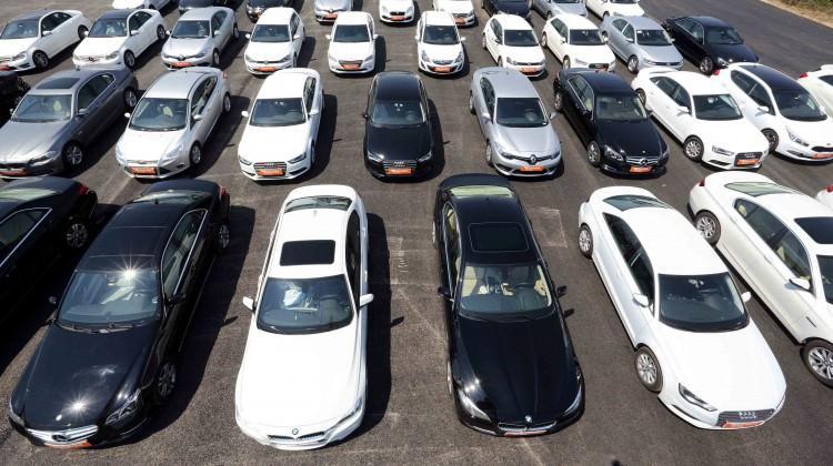 Araç kiralamada sabit kur kampanyası