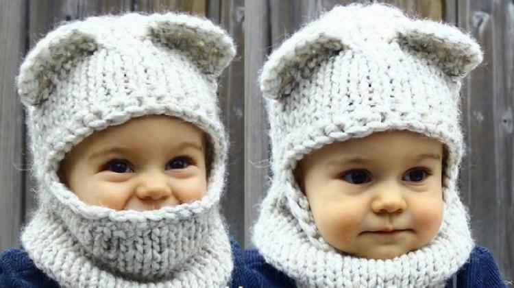 2020 yılında örgü bere modelleri! En tarz örgü bebek beresi modelleri