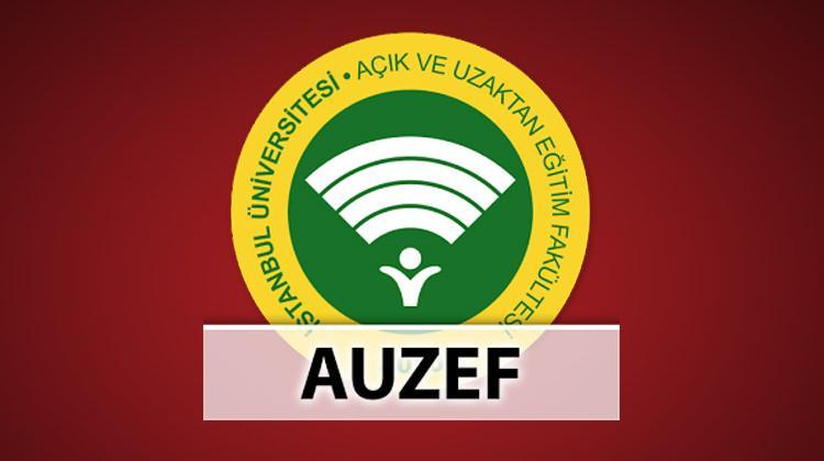 İstanbul Üniversite (AUZEF) sınav soru ve cevapları