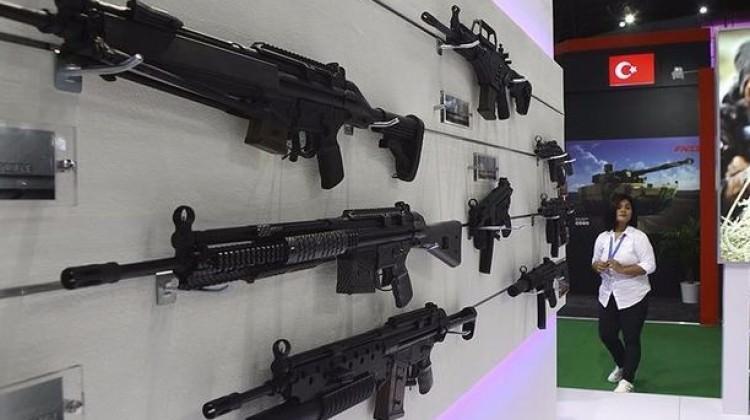 Silah satışlarında Türk şirketleri yükselişte