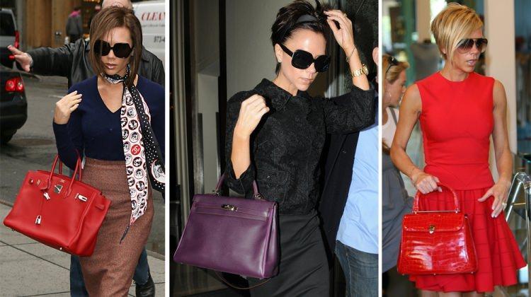 Victoria Beckham'ın çanta hastalığı!