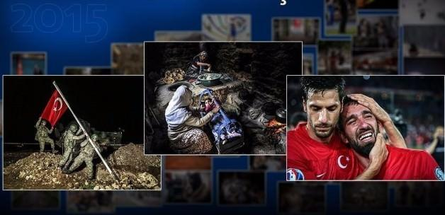 AA yılın fotoğraflarını seçti