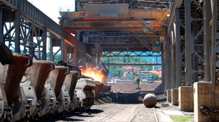 KARDEMİR'de üretim ve satış arttı