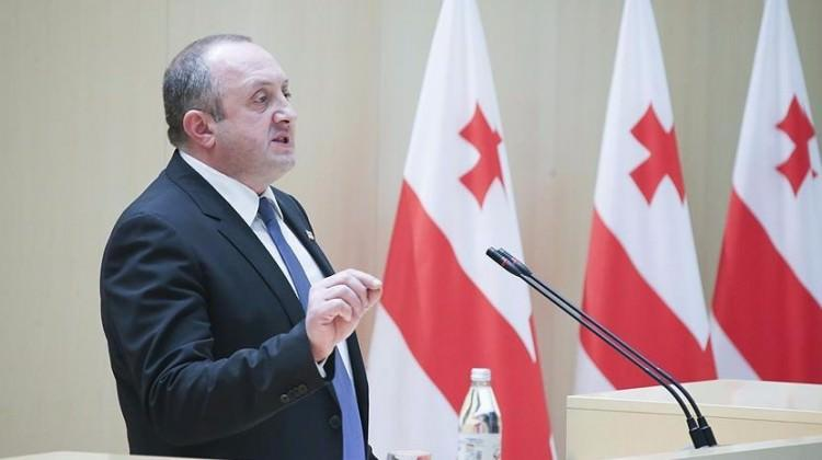 Gürcistan'ın Rusya tepkisi!