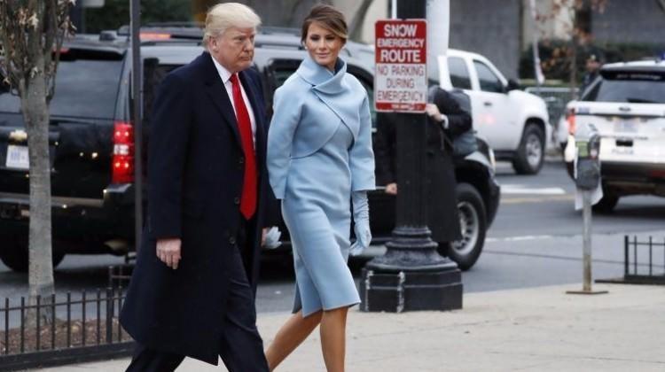 First Lady Kennedy'nin izinden gitti