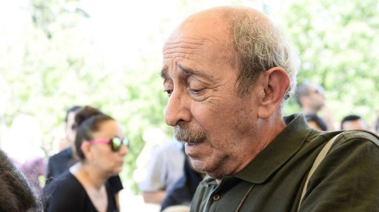Ünlü tiyatrocu Ayberk Atilla'ya veda