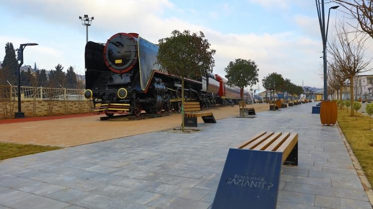 Gaziantep'e tarihi park
