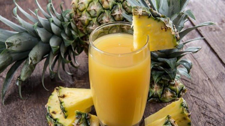 Kilo verdiren ananas suyu tarifi