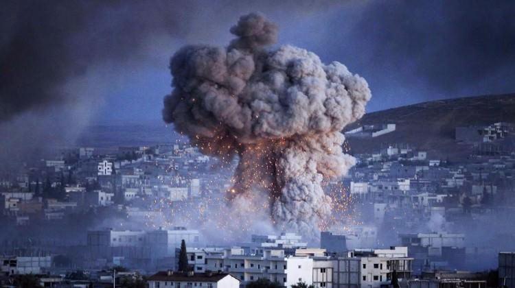 Esed rejimi İdlib'e klor gazıyla saldırdı!