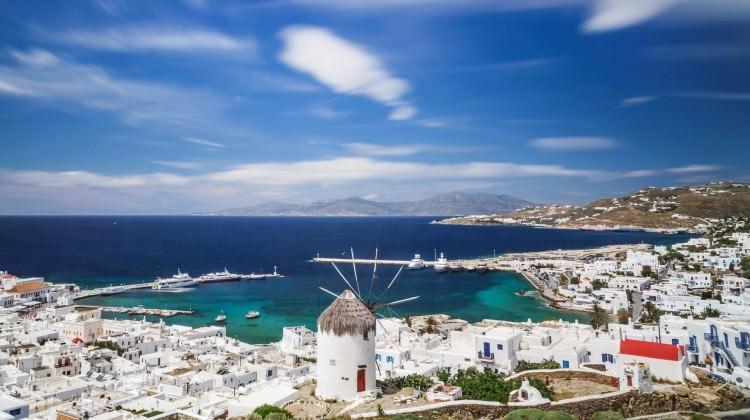 Yunanistan'da enflasyon 46 ay sonra arttı