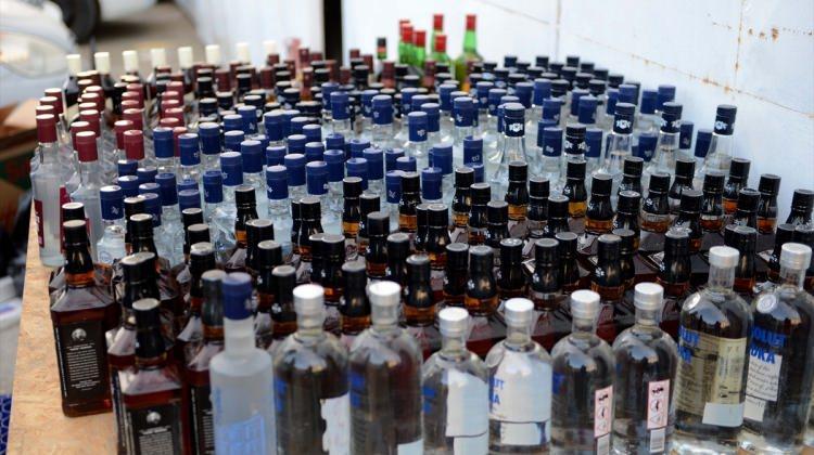 Kilis'te sahte içkiden zehirlenme iddiası