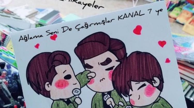 Hint ve Kore dizisi hayranları capslerde buluştu!