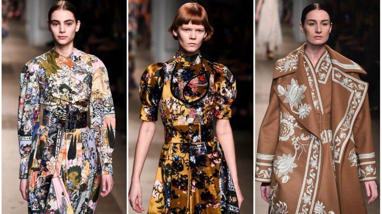 Londra Moda Haftası'nda Osmanlı rüzgarı
