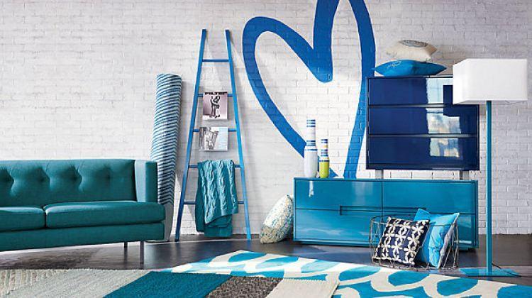 Sadelik ve huzur arayanların rengi: Mavi