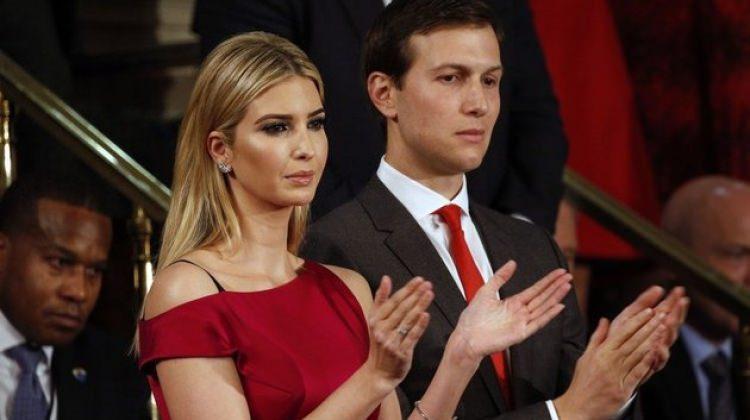 Ivanka Trump'ın elbisesine ağır eleştiri!