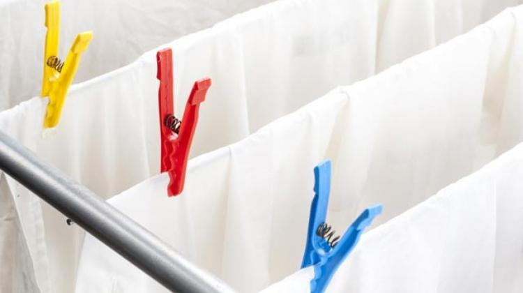 Çamaşırlarınızı kurutmak için harika yöntem