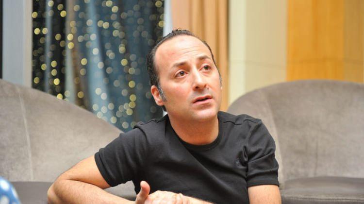 Tolga Çevik İzmir'de trafik kazası geçirdi