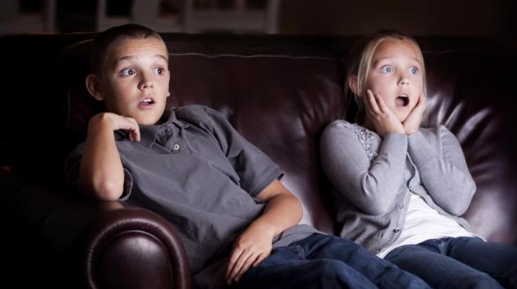 İzledikleri çizgi filmler korkularını tetikliyor!