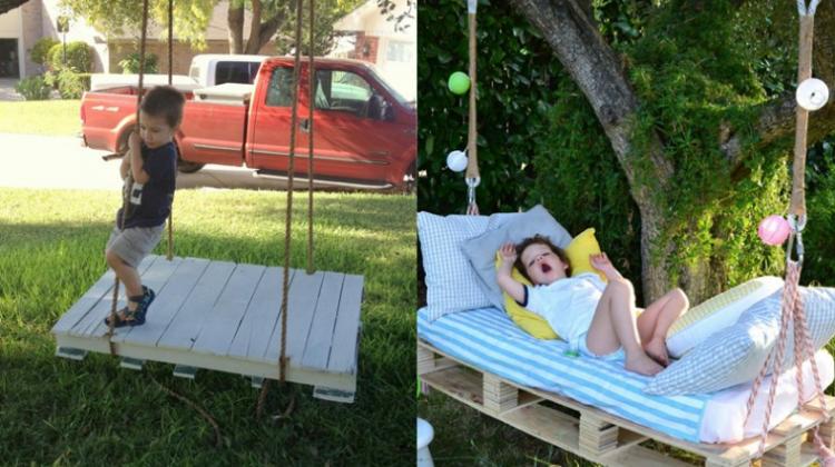 Çocukların hayallerini süsleyen bahçe fikirleri